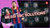 FIFA 21 MESSI POTM SBC CHEAPEST SOLUTIONS (PS4, XBOX ONE, PC, PS5, XBOX SERIES X)