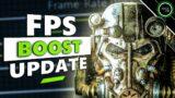 FPS BOOST UPDATE   Fallout 4, Skyrim, Prey + MORE AT 60FPS