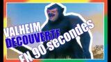 [FR] VALHEIM – GAMEPLAY DECOUVERTE en 90 secondes!
