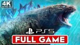 GODZILLA PS5 Gameplay Walkthrough Part 1 FULL GAME [4K 60FPS] – No Commentary