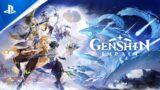 Genshin Impact – Announcement Trailer | PS5