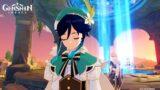 Genshin Impact – Dream of Wind And Flowers ACT IV – Windblume Festival Ending Scene
