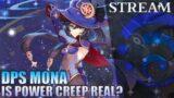 Genshin Impact – Mona DPS Is power creep Real?