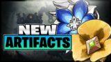Genshin Impact – New Artifacts Coming?