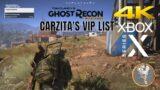 Ghost Recon Wildlands Next Gen Xbox Series X Carzita's VIP List Mission Co Op