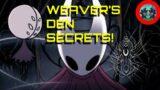 Hollow Knight- Weaver's Den Secrets