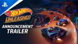 Hot Wheels Unleashed – Announcement Trailer | PS5, PS4