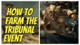 How To Farm The Tribunal Event   The Elder Scrolls Online