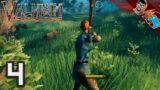 How To Hunt Like A Boss!   VALHEIM Walkthrough Gameplay Part 4 (Early Access)