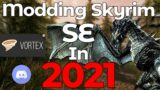 How to Mod Skyrim Special Edition in 2021: Stream Week 6 – Finally Starting Project AHO!
