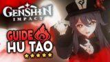 Hu Tao la nouvelle MEILLEUR DPS Pyro !   Guide Genshin Impact FR