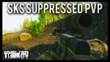 Hunting around with SKS Suppressed – Escape from Tarkov