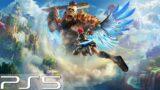 Immortals Fenyx Rising (PS5) – rozgrywka z wersji demo [4K/60 FPS]