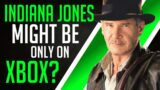 Indiana Jones Might Be A Xbox Series X Console Exclusive? | Bethesda Right Fit For It?