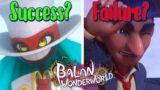 Is Balan Wonderworld A Success or a Failure? – Balan Wonderworld PS5 / Nintendo Switch REVIEW