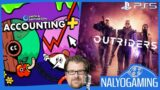 Is Creator Justin Roiland doing Voice Work in OUTRIDERS?