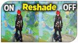 JOGANDO COM RESHADE – GENSHIN IMPACT!