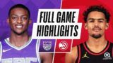 KINGS at HAWKS   FULL GAME HIGHLIGHTS   March 13, 2021