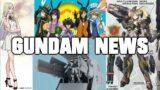 Kamille & Gigi Figures, Archangel Catapult, Gundam Game News, New Gundam Girl & More [Gundam News]