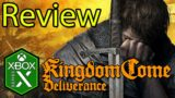 Kingdom Come Deliverance Xbox Series X Gameplay Review