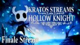 Kratos Streams Hollow Knight Finale: An Insane Final Battle!