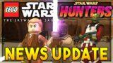 LEGO Star Wars: The Skywalker Saga & Star Wars: Hunters – NEWS UPDATE