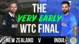 LIVE   CRICKET 19 (PS5!)   The Very Early WTC Final!