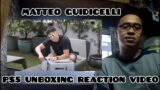 MATTEO GUIDICELLI PS5 UNBOXING | REACTION VIDEO | #Matteo #PS5