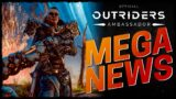 MEGA NEWS! Ich bin offizieller OUTRIDERS AMBASSADOR & Probleme mit dem Deckungssystem