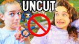 MINECRAFT UNCUT (rare video) Norris Nuts Gaming