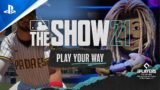 MLB The Show 21 – Breakdown gameplay styles in '21 with Coach & Fernando Tatis Jr. | PS5, PS4