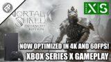 Mortal Shell – Xbox Series X Gameplay (60fps)