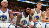 NBA 2K21 PS5 Fantasy Online League – Warriors All Star Team!