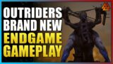 NEW Outriders Endgame Expedition Gameplay! Toxic Technomancer Build (No Commentary)
