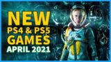 NEW PS4 & PS5 GAMES – APRIL 2021   Upcoming PS4/PS5 Game Releases APRIL 2021