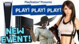 NEW PlayStation Event! FF7 Remake Intergrade + Resident Evil Village – New PS5 Action Game Trailer