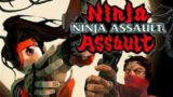 NINJA ASSAULT Story Mode Video Game Movie Full Playthrough