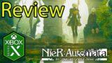 Nier Automata Xbox Series X Gameplay Review [Xbox Game Pass]