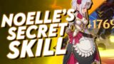 Noelle IS INSANE Now   Dragon Strike Noelle + Genshin Impact Noelle Build Guide   Noelle DPS