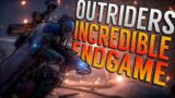 OUTRIDERS HAS A MASSIVE ENDGAME! Endgame Explained! Expeditions Detailed| Outriders Demo!