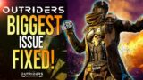 OUTRIDERS – Just FIXED The Biggest Issue Plaguing The Game!