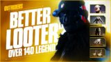 OUTRIDERS Loot Compared to Other LOOTERS – 142 Legendary gear + weapons – Over 300 MODs