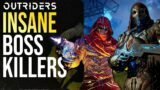 OUTRIDERS // These 2 Classes Are Insane! Kill Bosses In Seconds! (Best Demo Loot Farmer's?)