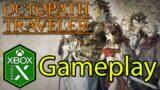Octopath Traveler Xbox Series X Gameplay [Xbox Game Pass]