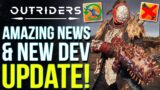 Outriders – Do This Right Now If You Lost Your Legendaries & Accolades! (Outriders Demo New Update)