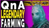 Outriders FARMING LEGENDARY WEAPONS – Ask Any Outriders Questions