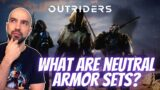 Outriders Legendary Armor NOT Specific To Any Class?