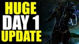 Outriders NEWS! PRE-LOAD TIMES, CAMERA SHAKE FIX & MORE! DEV DAY ONE PATCH!