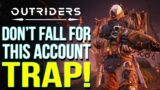 Outriders New DEV UPDATE – This Can Get Your Account Banned & New DEV Q&A Details (Outriders Demo)