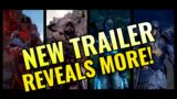 Outriders | New Trailer, More Details, Vehicle Customisation, Enemy Trophies and more!
